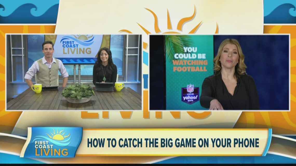 How to catch the big game on your phone (FCL January 27th 2020)