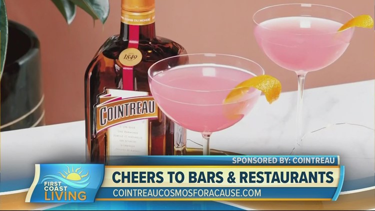 How the Cointreau 'Cosmos for a Cause' program supports the hospitality industry (FCL Oct. 19, 2021)