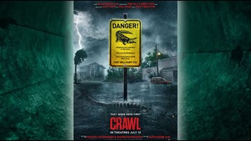 The next 'Sharknado'?: New horror flick set in Florida features flesh-eating alligators and hurricanes