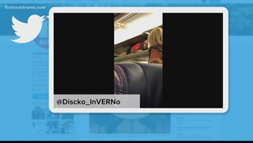 Brooks with the Buzz! Flight attendant getting flack for prank