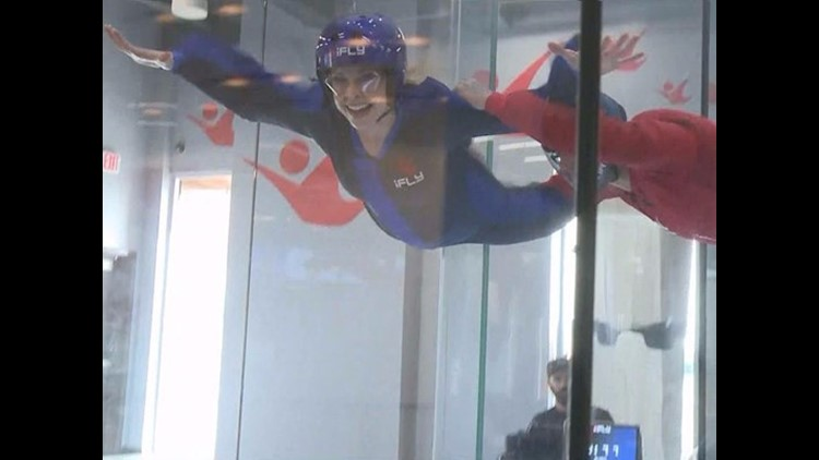 Indoor skydiving facility opening in Southside Nov. 21