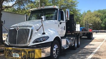 Truck drivers, truck stops continue operations around the clock amid COVID-19 concerns