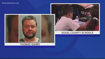 Jacksonville teacher faces DUI charges after Mandarin Road crash