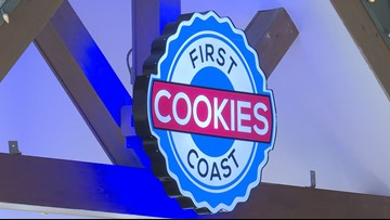Former Jacksonville Landing jewelry business thriving as new cookie shop at Regency Square Mall