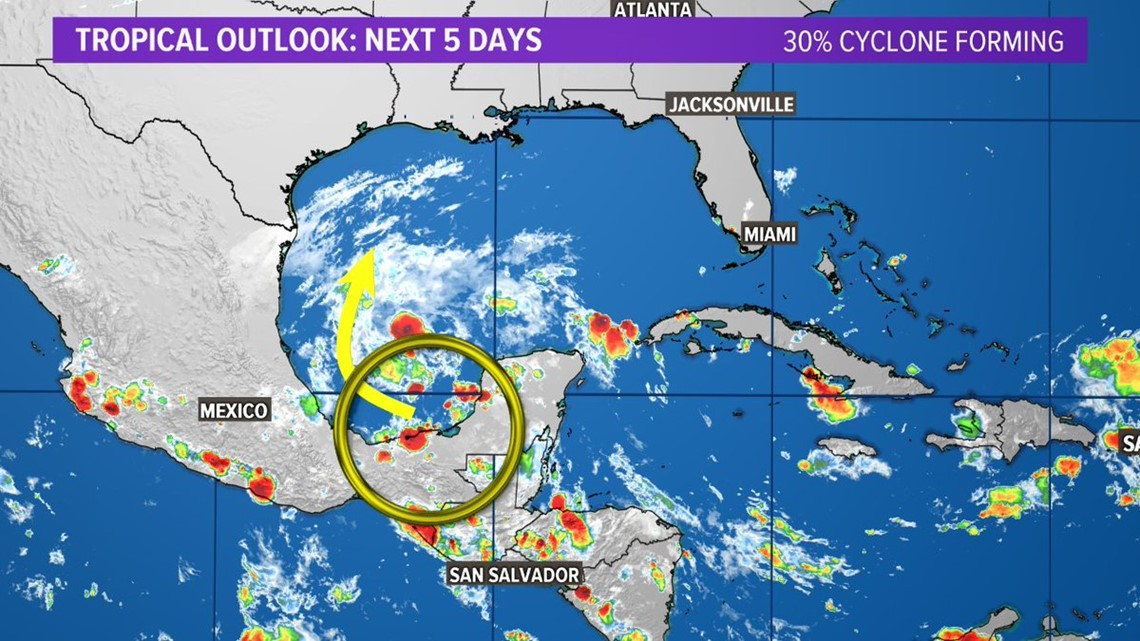 TROPICS: Watching the Gulf and Caribbean into November