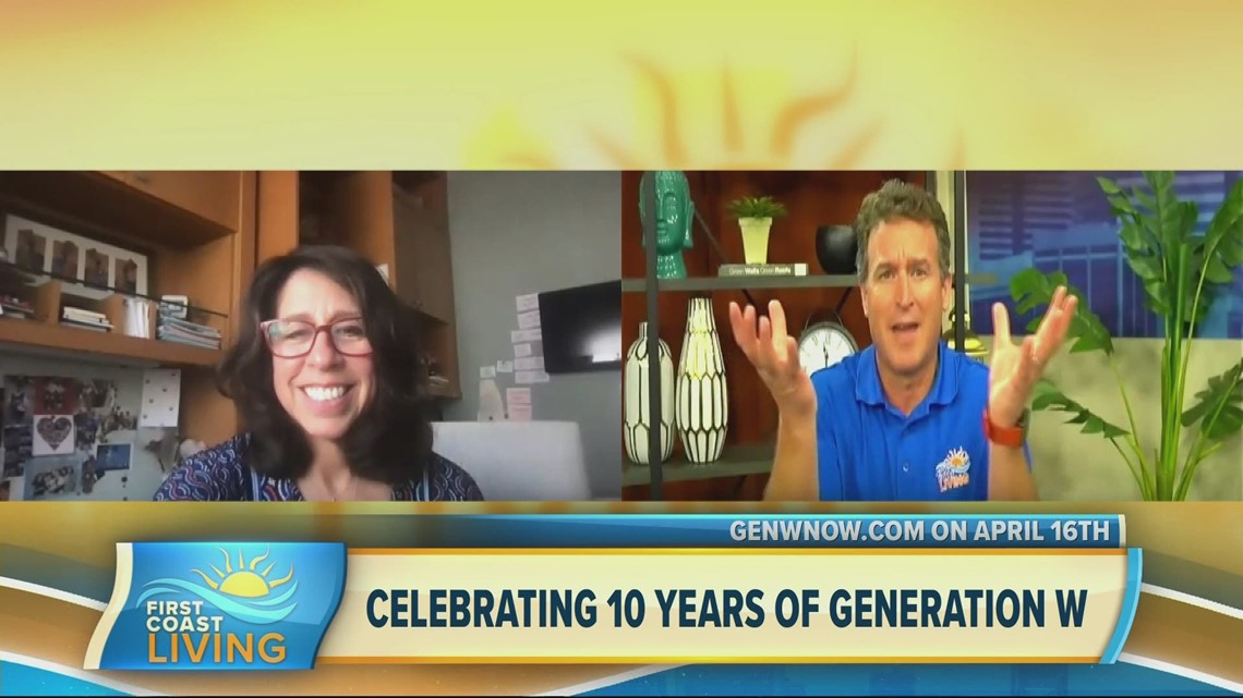 Generation W celebrates women with signature event