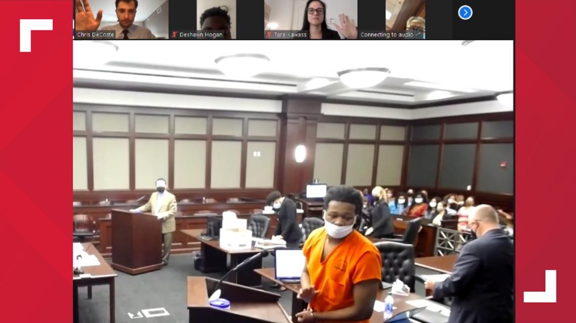 Jacksonville rapper Hakeem Robinson (aka Ksoo) in court Thursday, body scanning scheduled for Nov. 10