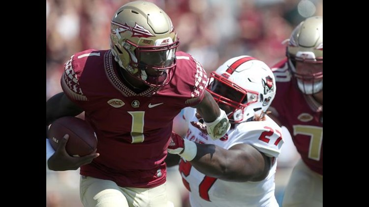 FSU-Miami could be delayed again due to tropical weather