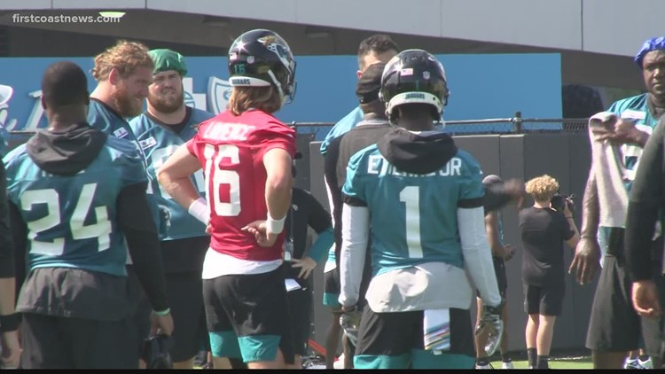 Jaguars announce six open practice dates for fans at 2021 Training Camp