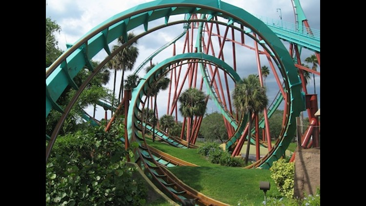 Busch Gardens offers free park admission to U.S veterans and their family members