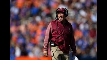 Florida State coach Jimbo Fisher leaving to take Texas A&M head coaching job