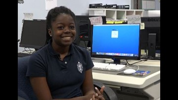 Student of the Week: Sheila Hodges