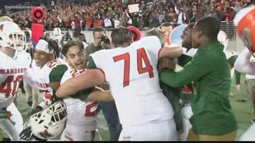 WATCH: Mandarin Wins First State Football Title