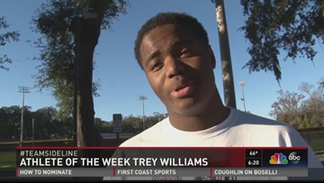 Athlete of the Week: Trey Williams