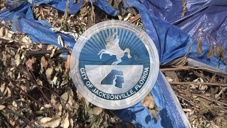 City of Jacksonville looking to use $4M in federal funding to help with yard waste collection