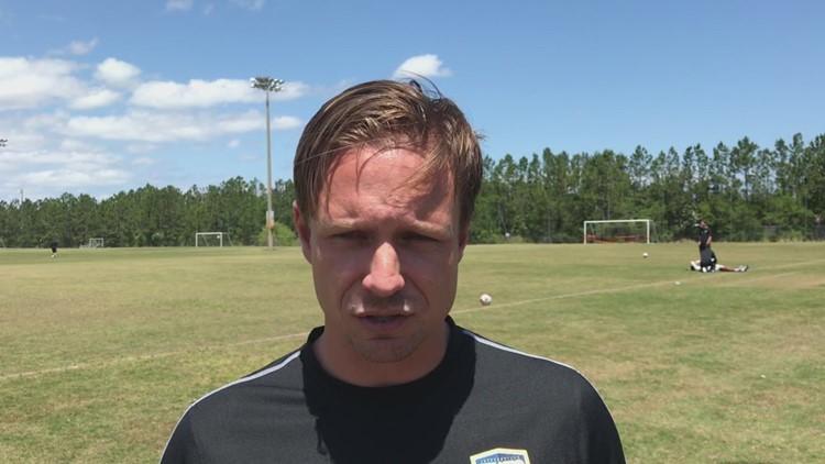 Armada Coach Mark Lowry talks U.S. Open Cup