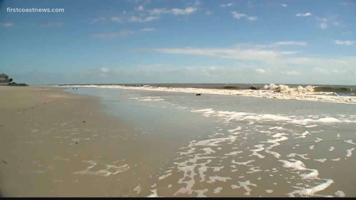 Beach Water Advisory Issued For Massengale Park Beach On