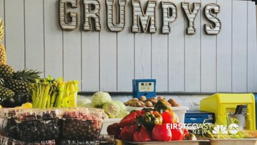 Grumpy's Produce & Pantry Giveaway