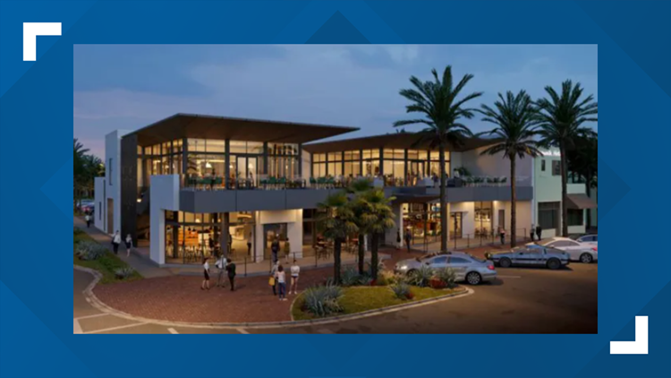 Construction starting soon on Jax Beach Town Center at the old Campeche Bay Cantina site