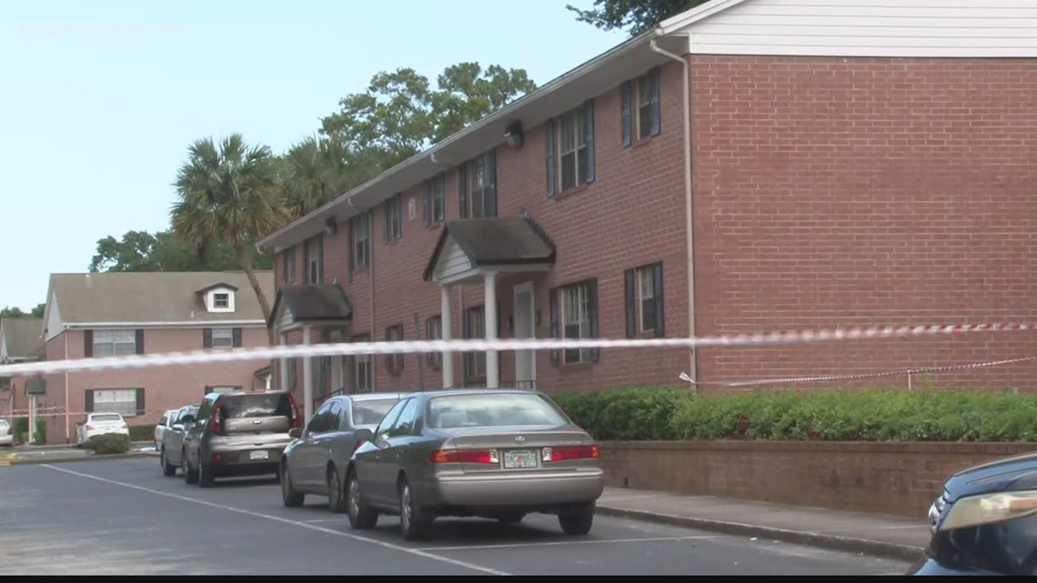 Man killed in shooting at Jacksonville's Townsend Apartments