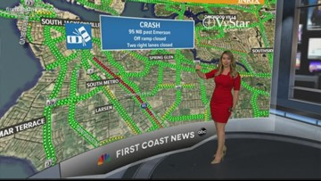 Traffic delays on Friday morning, take these routes instead