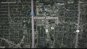 Student arrested after social media threat prompts lockdown at Darnell-Cookman School of the Medical Arts