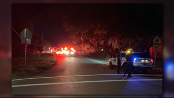 BREAKING: Two pulled from burning home in NW Jacksonville, rushed to hospital