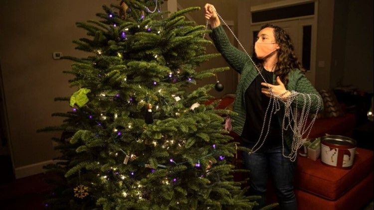 The Buzz: How 'Christmas tree syndrome' can impact the air quality in your home