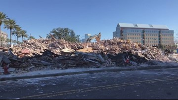 Demolished | Historic Brooklyn-area fire station torn down, making way for new construction