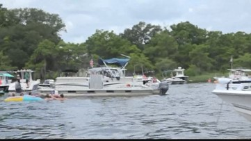 Hundreds of boaters participated in 'boater skip day' in Green Cove Springs