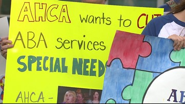 ON YOUR SIDE: Parents of children with special needs push back against Medicaid proposed changes