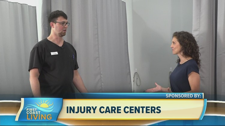 Injury Care Centers wants to get you feeling better sooner (FCL June 21, 2021)