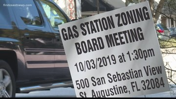 St. Johns County residents push back against new Daily's Gas Station plans for SR-13