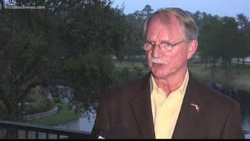 Rep. John Rutherford held Q&A in Nocatee