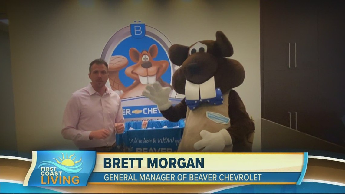 Beaver Chevrolet gives to its customers and the community