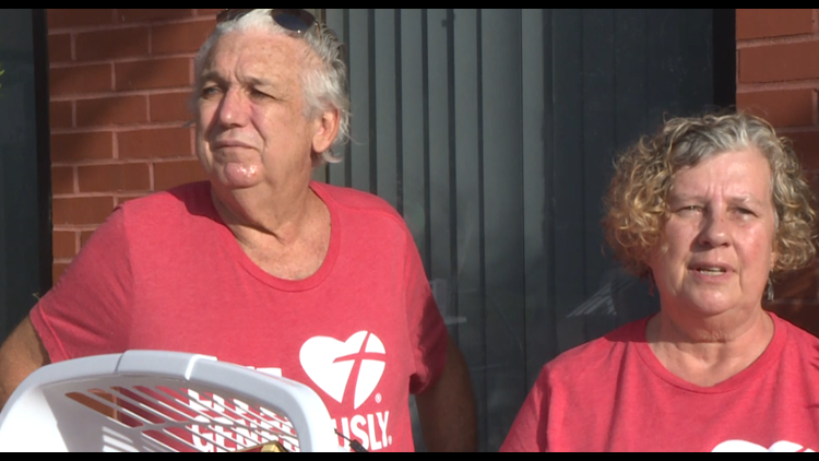 12 Who Care: Jan and Dale Jirousek create way to collect thousands of pounds of food for those in need