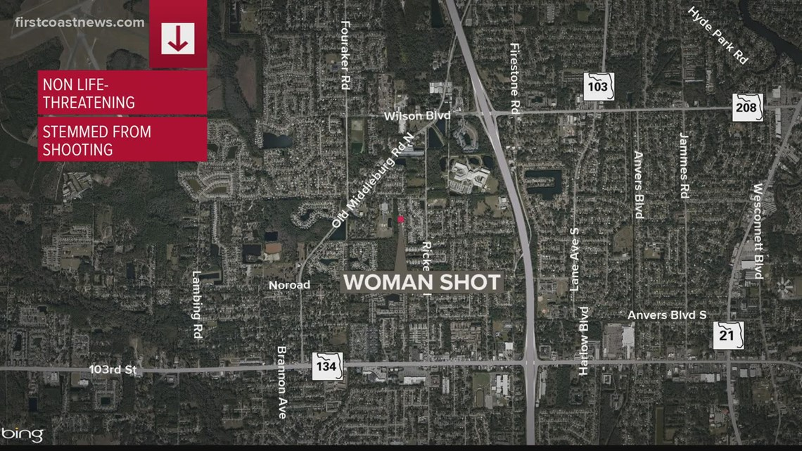 JSO investigating 2 shootings Sunday