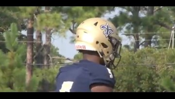 Athlete of the Week: Jeff Sims