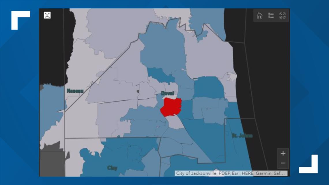 Jacksonville hotspots