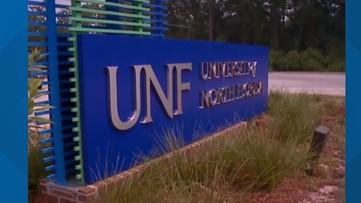 UNF locking up many residence halls as coronavirus response extends remote learning