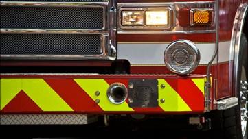 Jacksonville Sea of Blue march honors fallen firefighters