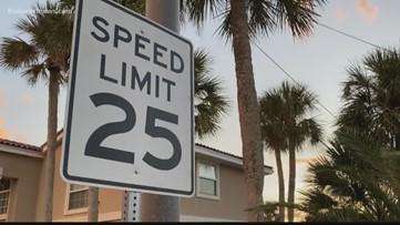 Jax Beach residents dispute speed study, want more enforcement to deter speeding