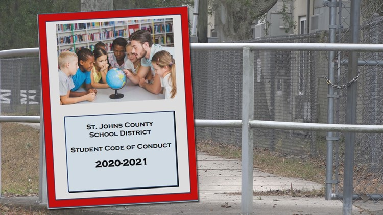 Public records show more dress code violations for female students in St. Johns County schools