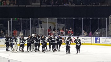 Back to the Minors: Teachers get free hockey Friday, important games for Icemen this weekend