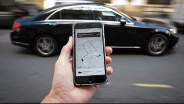 Stay Up & Save: Will you save money on your Uber trip by walking?