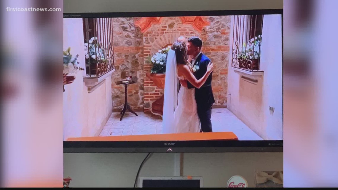'I don't think that anything really prepares you for having to watch your daughter's wedding virtually': COVID-19 puts damper on wedding plans