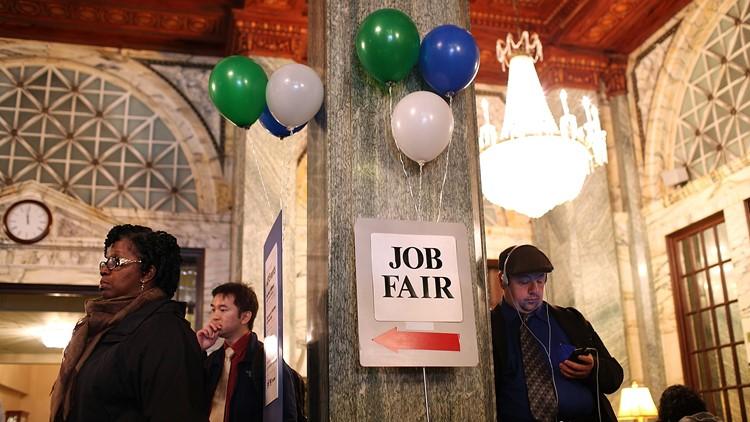 job fair hiring-432346027