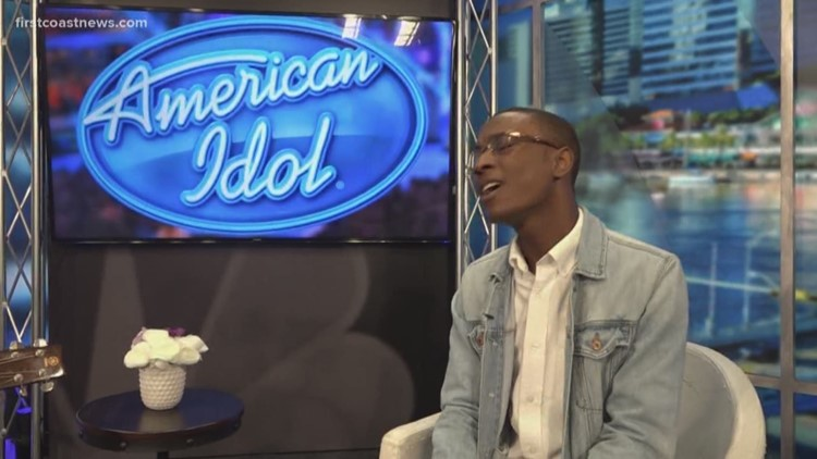 Local American Idol contestant gives GMJ sneak-peak performance