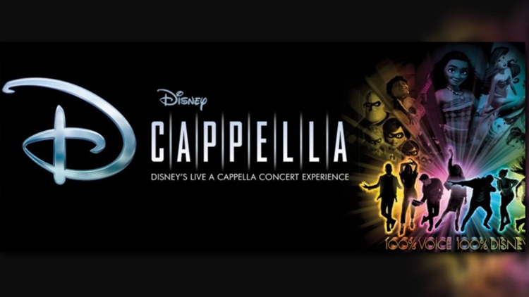 A cappella group bringing mash-up of familiar Disney melodies to First Coast
