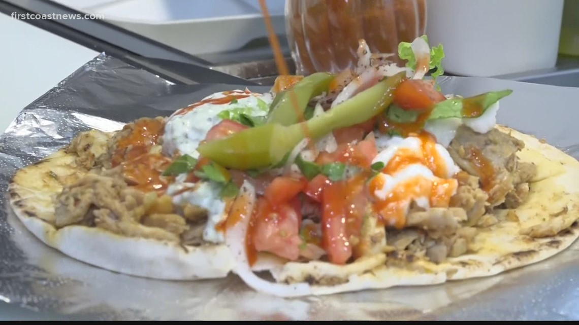 First Coast Foodies: An authentic taste of Lebanon at Orange Park Mall